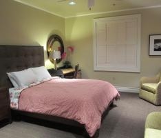 Fisher House Guest Room